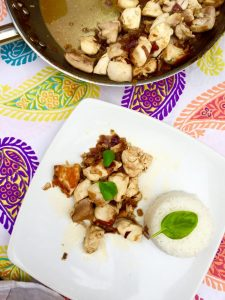 Lemongrass Chicken, healthy recipes