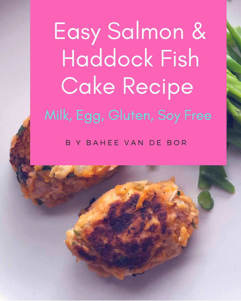 Easy Salmon Cake Recipe: Easy Recipe For Haddock Fish Cakes