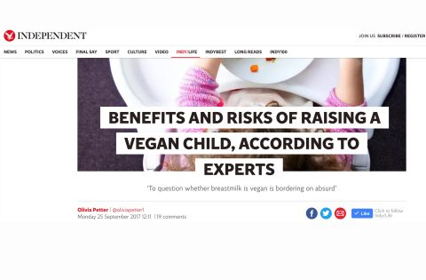 benefits and risks of raising a vegan child according to experts