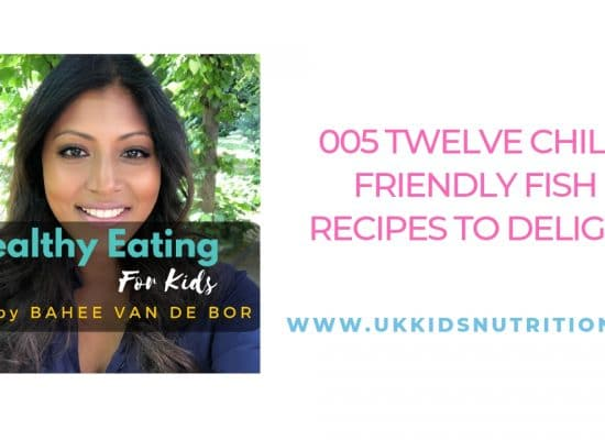 Twelve child friendly recipes to delight
