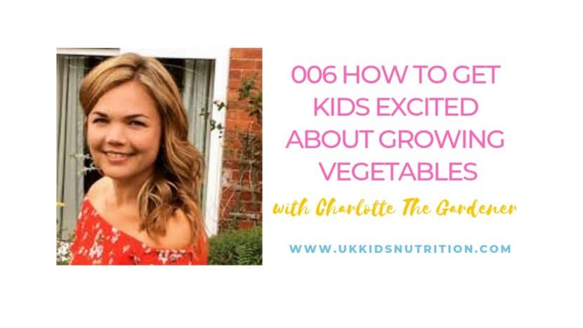 How to get kids excited about growing vegetables