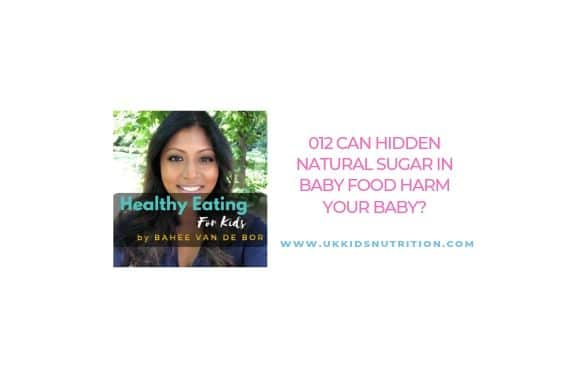 baby food can hidden natural sugar harm your baby