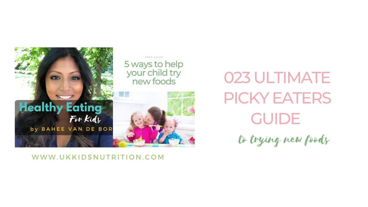 Ultimate picky eaters guide to trying new foods