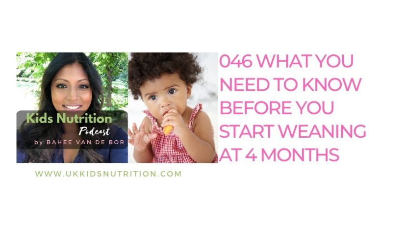 WEANING-AT-4-MONTHS