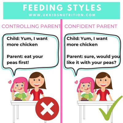 feeding styles for picky eater