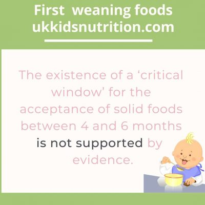 weaning-a-baby-weaning guidance-weaning-at-4 months